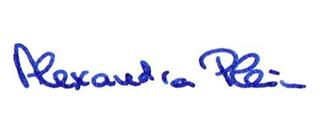 plein-unterschrift